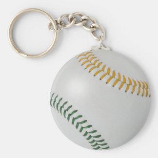 Béisbol Fan-tastic_Color Laces_go_gr Llavero Personalizado