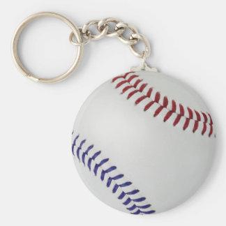 Béisbol Fan-tastic_Color Laces_nb_dr Llavero Redondo Tipo Pin