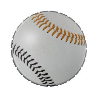 Béisbol Fan-tastic_Color Laces_og_bk Jarrones De Caramelos