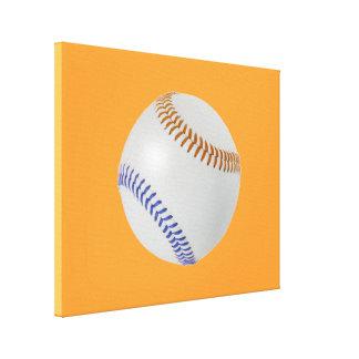 Béisbol Fan-tastic_Color Laces_og_bl Impresiones En Lona