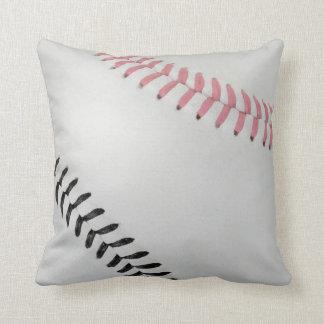 Béisbol Fan-tastic_Color Laces_pk_bk Cojines