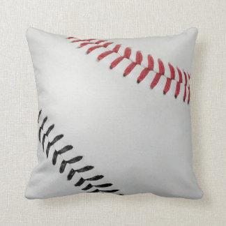 Béisbol Fan-tastic_Color Laces_rd_bk Cojines