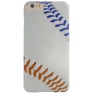 Béisbol Fan-tastic_Color Laces_Stitching_og_bl Funda Para iPhone 6 Plus Barely There