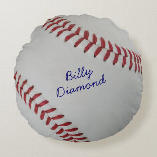 Béisbol Fan-tastic_pitch perfect_personalized Cojín Redondo