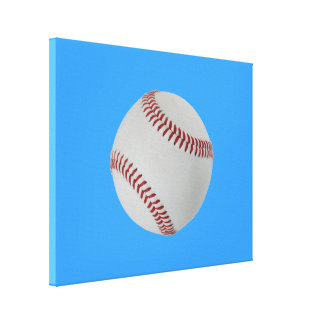 Béisbol Fan-tastic_Pitch perfecto Lienzo Envuelto Para Galerias
