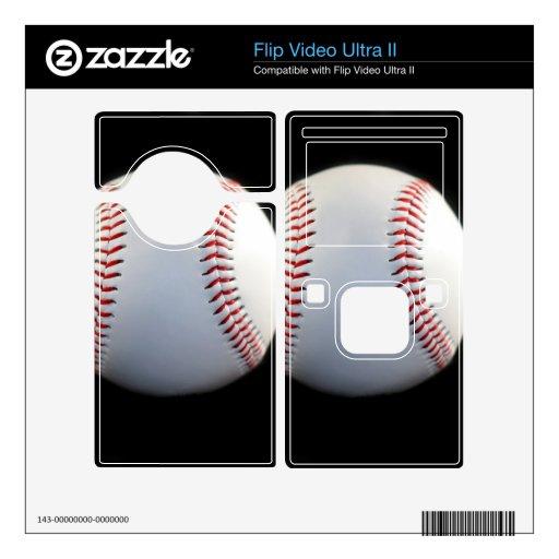 Béisbol Flip Ultra II Calcomanías