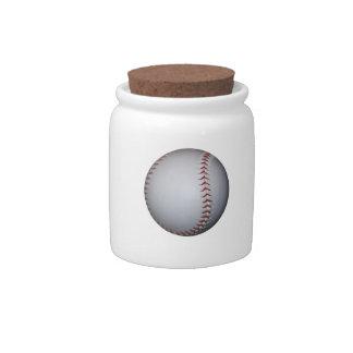Béisbol Jarras Para Caramelos