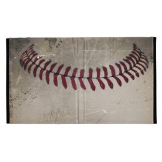 Béisbol fresco del Grunge del vintage