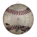Béisbol fresco del Grunge del vintage Tabla Dardos