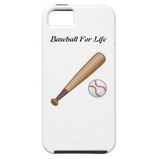 Béisbol iPhone 5 Case-Mate Carcasas