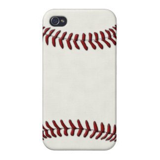 Béisbol iPhone 4 Cárcasas