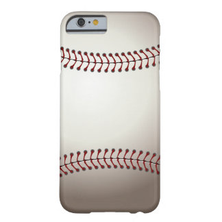 Béisbol Funda Para iPhone 6 Barely There