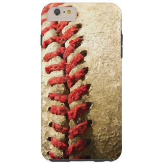 Béisbol Funda Resistente iPhone 6 Plus