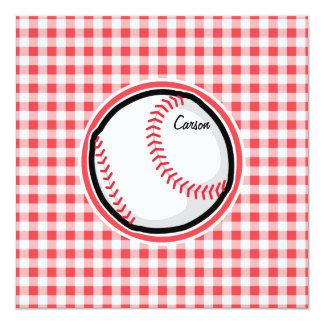 Béisbol; Guinga roja y blanca
