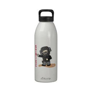 Béisbol  Huelga Botellas De Agua Reutilizables
