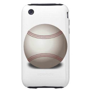 Béisbol iPhone 3 Tough Cobertura