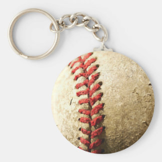 Béisbol Llavero Redondo Tipo Pin