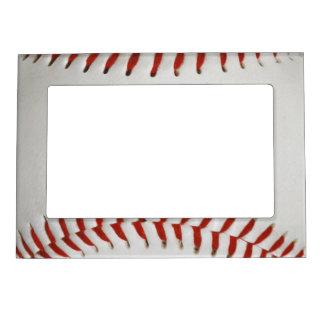 Béisbol Marcos Magnéticos De Fotos