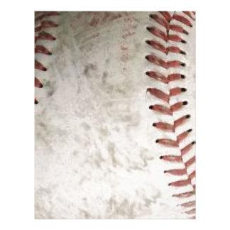 Béisbol Plantilla De Membrete