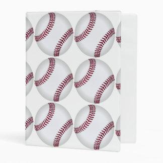 Béisbol Mini Carpeta