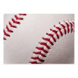 Béisbol - modificado para requisitos particulares tarjetas de negocios