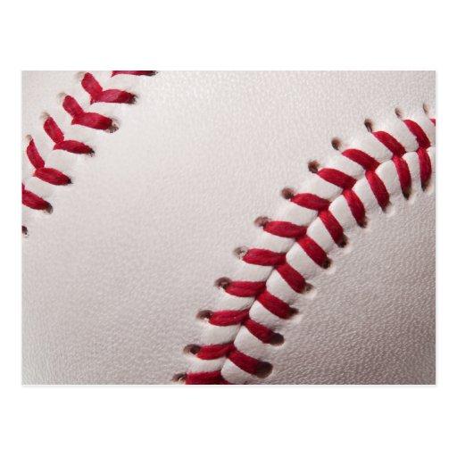 Béisbol - modificado para requisitos particulares tarjetas postales