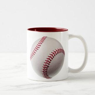 Béisbol - modificado para requisitos particulares taza de dos tonos