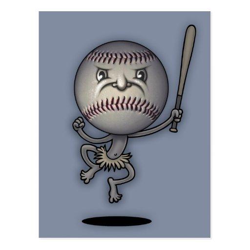 Béisbol Mojo Juju Postales