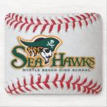 Béisbol Mousepad de Seahawk Alfombrilla De Raton