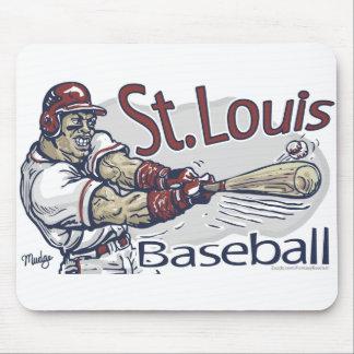 Béisbol Mousepad de St. Louis