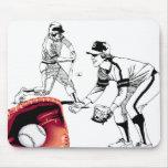 Béisbol Mousepad Tapete De Raton