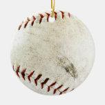 ¡Béisbol o softball - sucio y amado bien! Ornamento De Reyes Magos