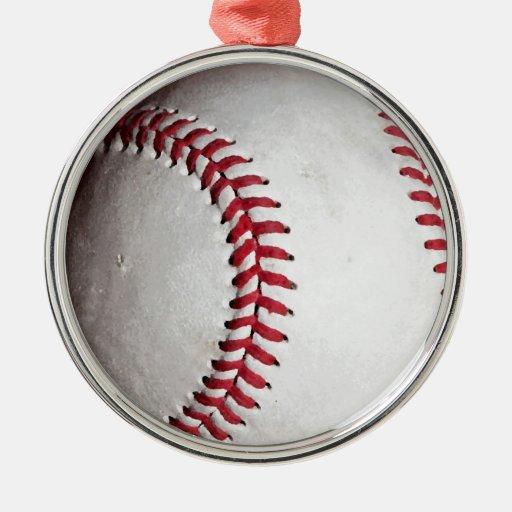Béisbol Ornamento Para Arbol De Navidad