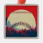 Béisbol Ornaments Para Arbol De Navidad