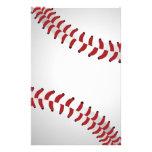béisbol papelería personalizada