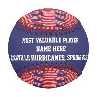 Béisbol patriótico, premio del jugador de MVP,