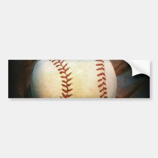 Béisbol Pegatina Para Auto