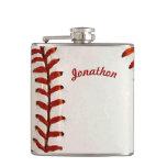 Béisbol personalizado del frasco