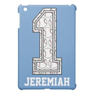 Béisbol personalizado número 1