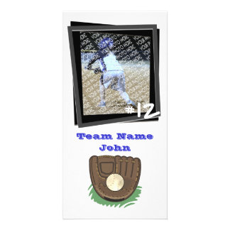 Béisbol Photocard Tarjetas Fotográficas