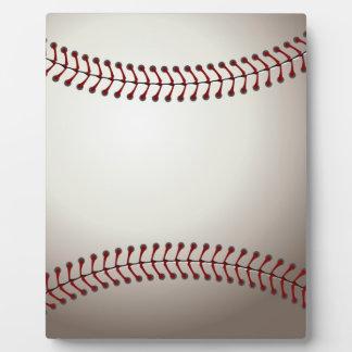 Béisbol Placa