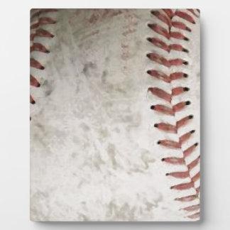 Béisbol Placa Para Mostrar