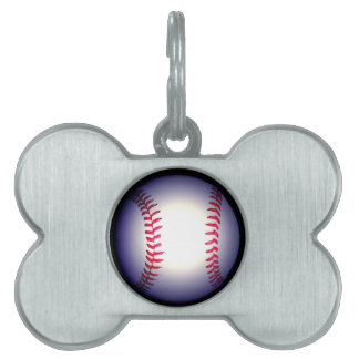 Béisbol Placas Mascota