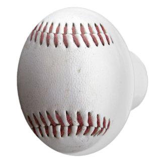 Béisbol Pomo De Cerámica