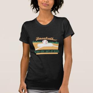 Béisbol porque…. camisetas