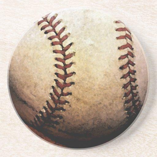 Béisbol Posavasos Diseño