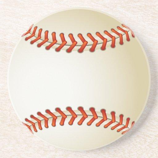 Béisbol Posavasos Personalizados