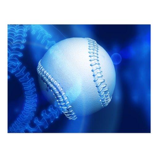 béisbol postal