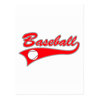 Béisbol Postales