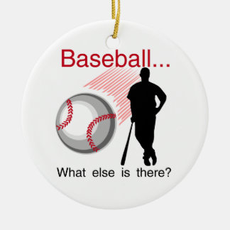 Béisbol qué más camisetas y regalos ornamentos para reyes magos